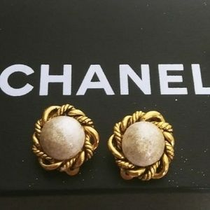 💯Chanel earring
